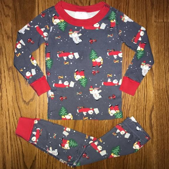 Hanna Andersson Christmas Pajamas 80 cm 18-24m 7893b2fdc